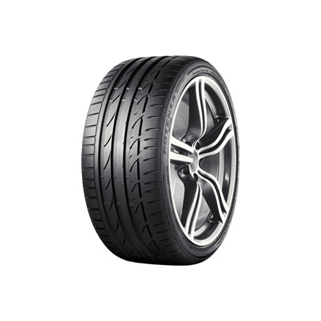 Bridgestone Potenza S001 Rft 225 45r18 91y Sharwoods Tyres